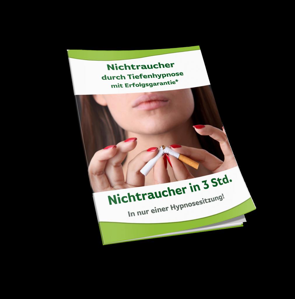 Flyer Nichtraucher durch Tiefenhypnose - Hypnose ...